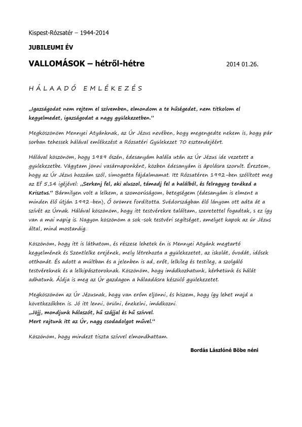 Bordás Lászlóné Böbe néni-P1