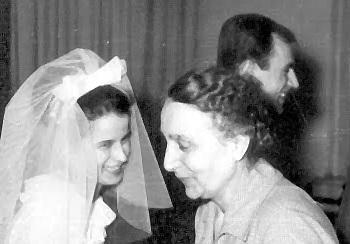 Gulyás Erzsi nénivel az esküvőnkön2