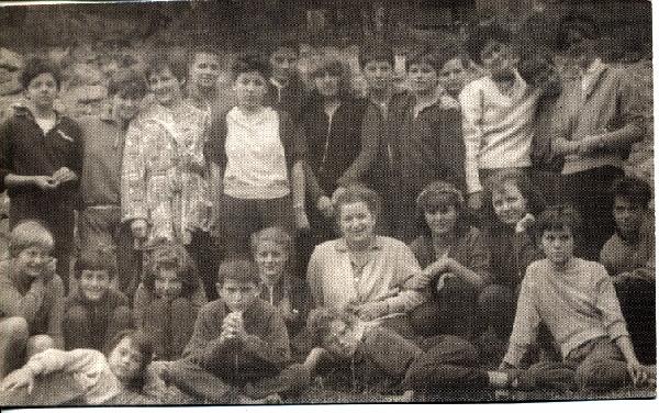 Szabadságforrás lányhét 1964-2