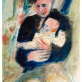 Ablonczy Dániel festményeinek kiállítása januárban – Rózsatér 70 éves