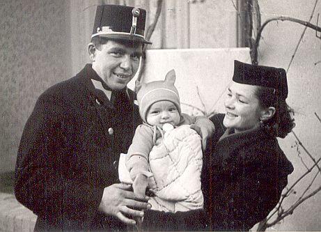 1940 az első gyermek, Lajos-