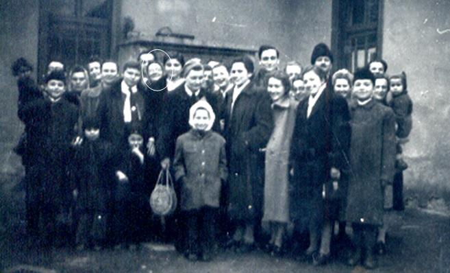 1951 gyülekezeti kép--