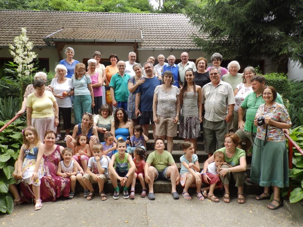 Gyülekezeti hétvége 2015 Tahi