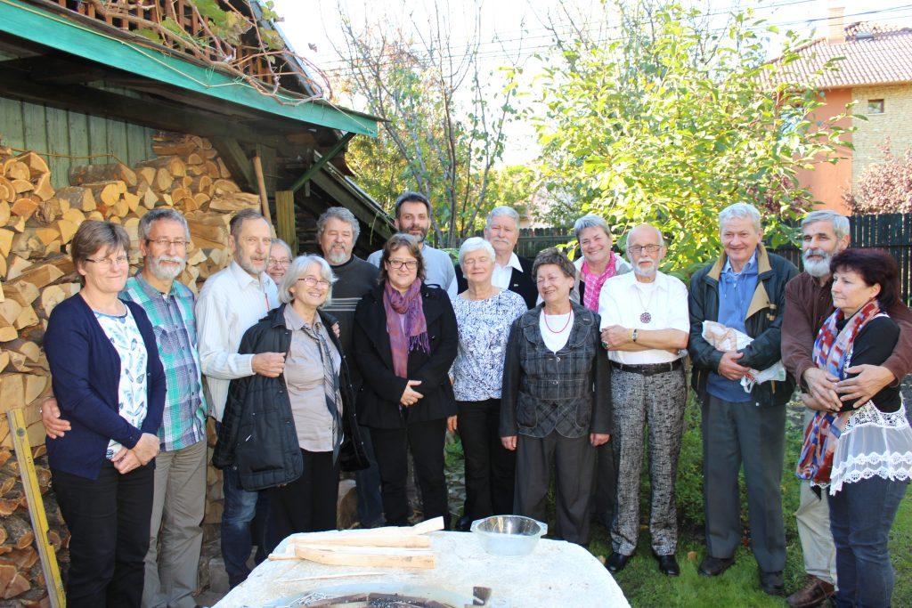 Ablonczy Zsolt ny. lelkipásztor 70 éves