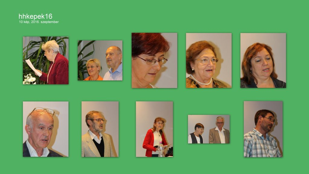 HÁLAADÁS HETE, NAPJA – 2016 szeptember 20-23,25 – Kispest-Rózsatér